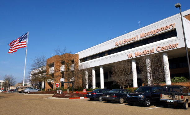 The G.V. Montgomery VA Medical Center, in Jackson, Miss.