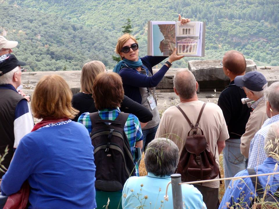 Greece Downgrades Training of its Famed Tour Guides  3ce361f52d8
