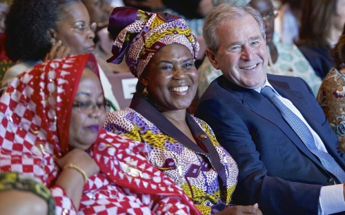 US-Africa Leaders Summit, Washington DC, America - 06 Aug 2014